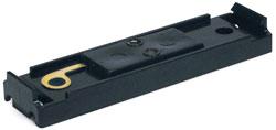 Roadpro RP-19721-1 4x1-1 - 8 Black Lite Base