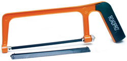 Roadpro SST-60113 Hacksaw 6 Orange Handle 5 Blades