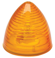 Roadpro RP-1281A 2.5 Amber Sealed Bee Hive Light