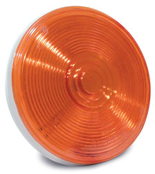 Roadpro RP-4064A Stop Turn Tail 4 Rd Amber