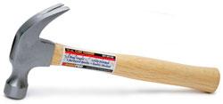 Roadpro SST-50100 Hammer Claw 16 oz Hardwood Handle