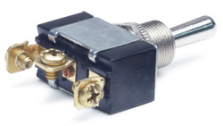 Roadpro RP-5586 Toggle Swth 3 Term On - Off - On Spdt