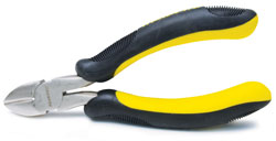 Roadpro RPS2076 6.5 Diagonal Wire Cutters - Strippers