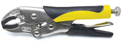 Roadpro RPS4027 7 Curved Locking Pliers
