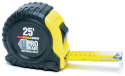 Roadpro RP-10230 Measuring Tape 25 x1 - 4 Roadpro