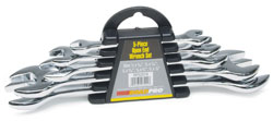 Roadpro RPS2019 5 Pcs Open Ended Wrench Set