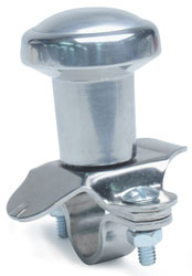 Roadpro RP-70100 Steering Wheel Spinner Chrome