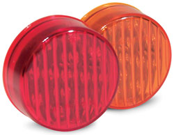 Roadpro RP-1279A Led Clearance - Marker Lt with Plug-in Amber