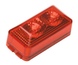 Roadpro RP1579R Diamond Lense 2.5 Sealed Plug In Lamp