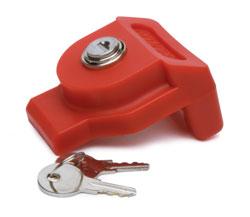 Roadpro RP1011LK Gladhand Lock with 2 Keys