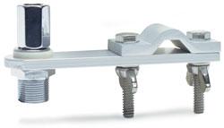 Truckspec TS-117 Horizontal Quick Disconnect Wing Nut Mirror Mount