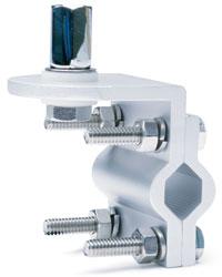 Truckspec TS-100HD 3 Way Mirror Mount with Lug Type Conn.