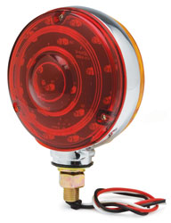 Truckspec TS3802-40LX Double Face Stop - Trn - Tail Red LED -