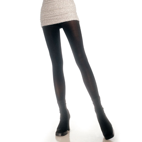 Leg Avenue 108952 Nylon 9706 Adult Tights - Black