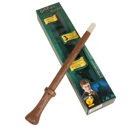 Rubie s Costume Co 12094 Harry Potter Deluxe Magical Wand