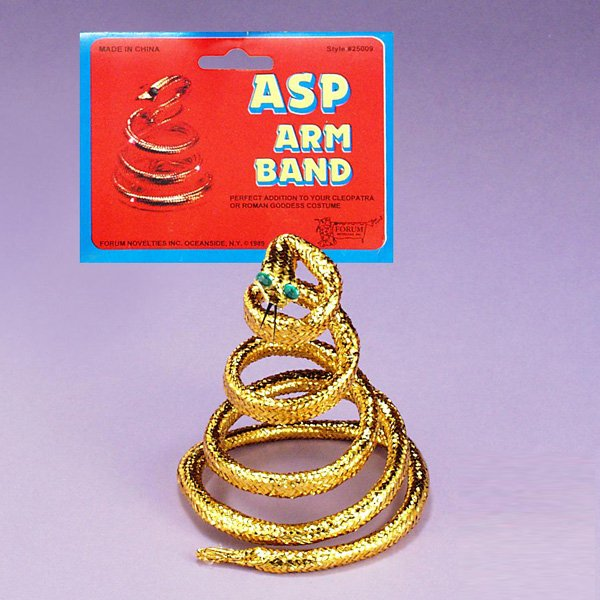 Forum Novelties Inc 12319 Snake Asp Armband