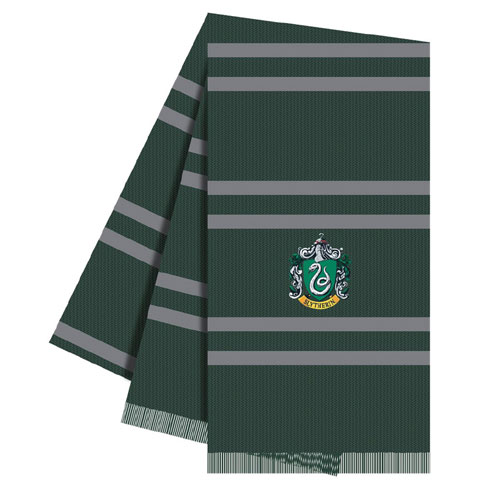 Elope 17404 Harry Potter  Slytherin  House Deluxe Scarf