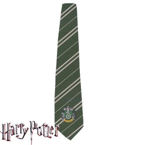 Elope 17407 Harry Potter Slytherin Deluxe Tie