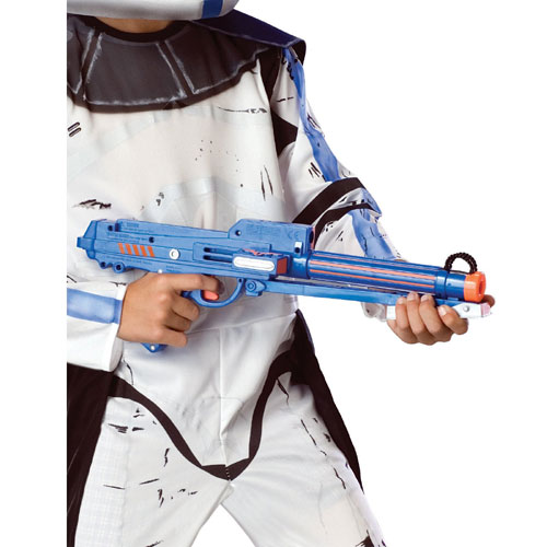 Rubie s Costume Co 33092 Star Wars Clone Wars Clone Trooper Blaster