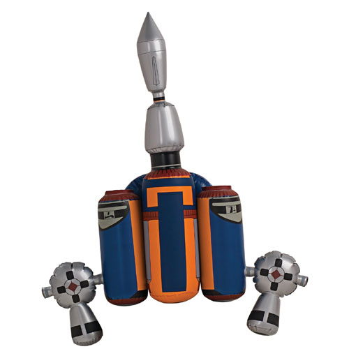 Rubie s Costume Co 33126 Star Wars Jango Fett Inflatable Jetpack