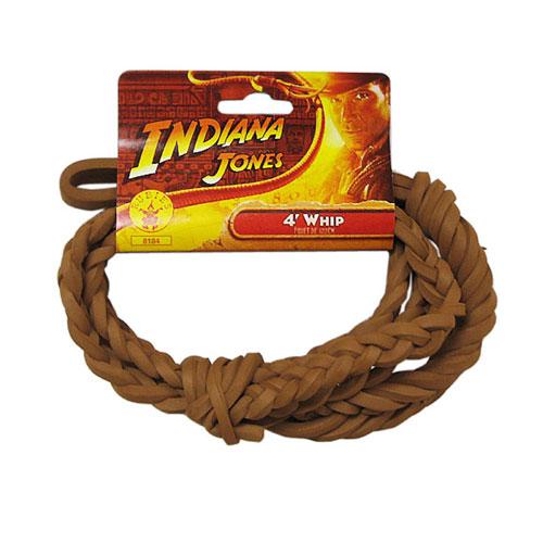 Rubies Costume Co 33156 Indiana Jones 4  Whip Child BUYS0851