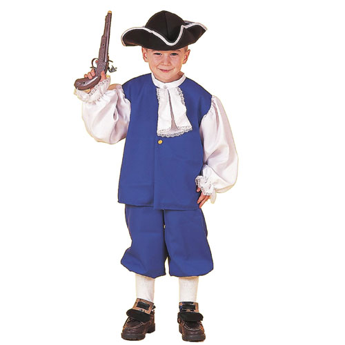 Forum Novelties Inc 20298 Little Colonial Boy Child Costume Size Small Size 46