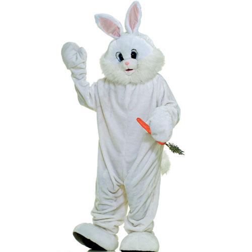 Forum Novelties Inc 33738 Bunny Plush Economy Mascot Adult Costume Size One-Size
