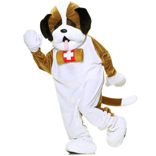 Forum Novelties Inc 33739 Puppy Dog Plush Economy Mascot Adult Costume Size One-Size