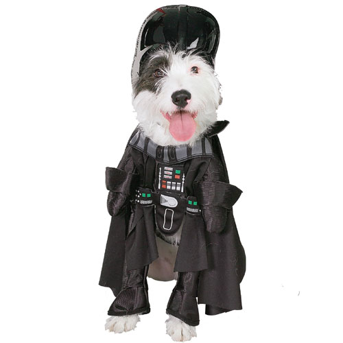 Rubies Costume Co 18841 Star Wars Darth Vader Pet Costume Size Small