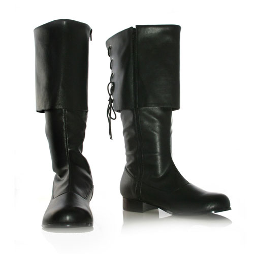 Ellie Shoes 33553 Sparrow Black Adult Boots Size Medium 10-11