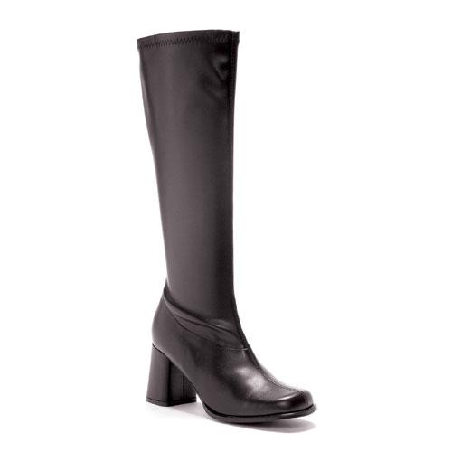 Ellie Shoes 33610 Gogo Black Adult Boots Size 6 BUYS1303