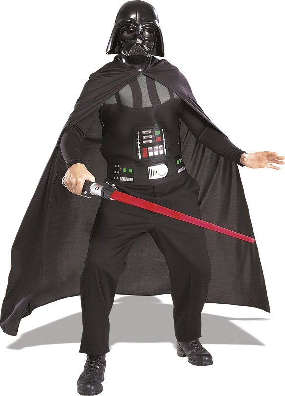 Rubies Costume Co 34162 Star Wars Episode 3 Darth Vader Adult Costume Kit BUYS1540
