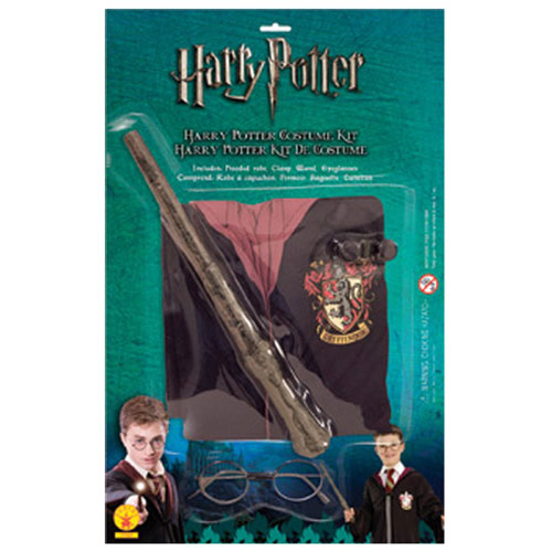 Rubie s Costume Co 33046 Harry Potter  The HalfBlood Prince Harry Potter Kit Size Standard OneSize