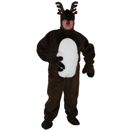 Halco 27316 Reindeer Suit Adult Size X-Large