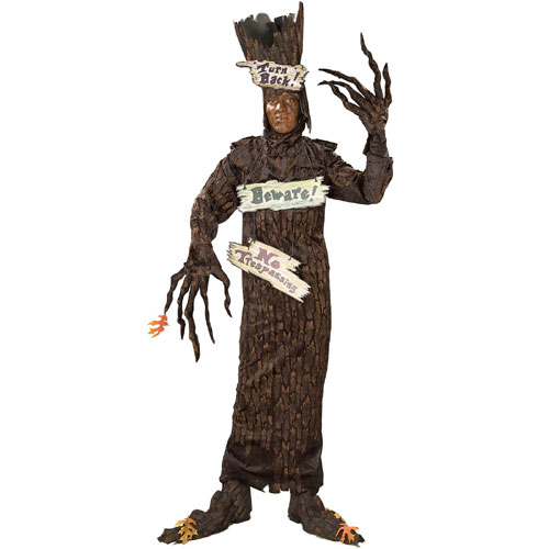 Rubies Costume Co 31404 Haunted Tree Adult Costume Size Standard One-Size- Men Size 46   Chest-6 BUYS3207