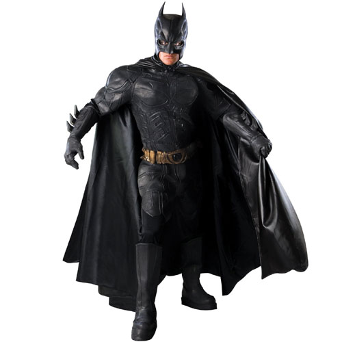 Rubies Costume Co 33020 Batman Dark Knight - Batman Grand Heritage Collection Size X-Large