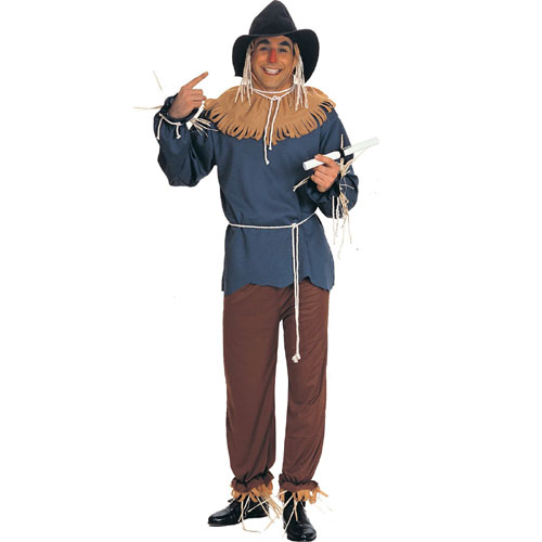 Rubies Costume Co 32087 The Wizard of Oz - Scarecrow Plus Adult Costume Size Plus BUYS4035