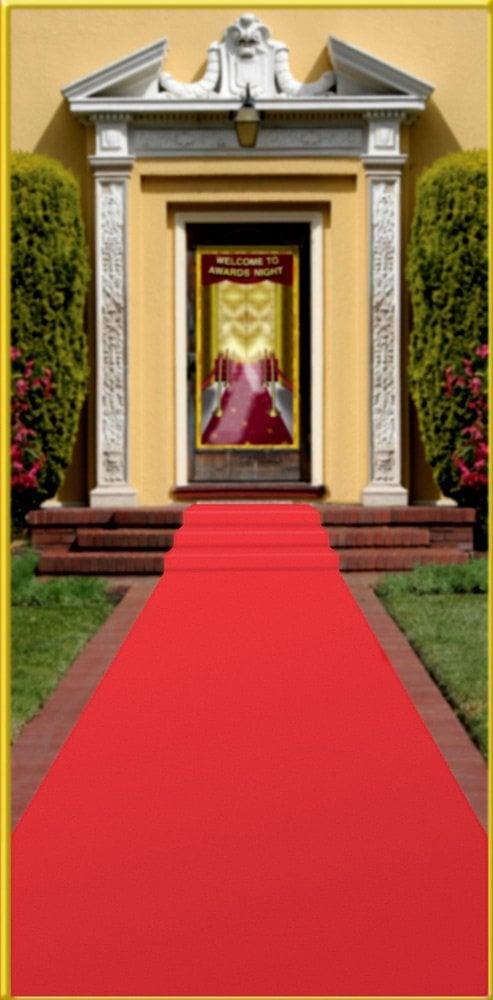 Beistle Company 24237 15  Red Carpet Runner