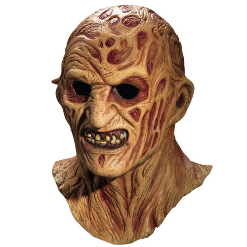 Rubie s Costume Co 19430 Deluxe Freddy Krueger Overhead Latex Mask BUYS7410