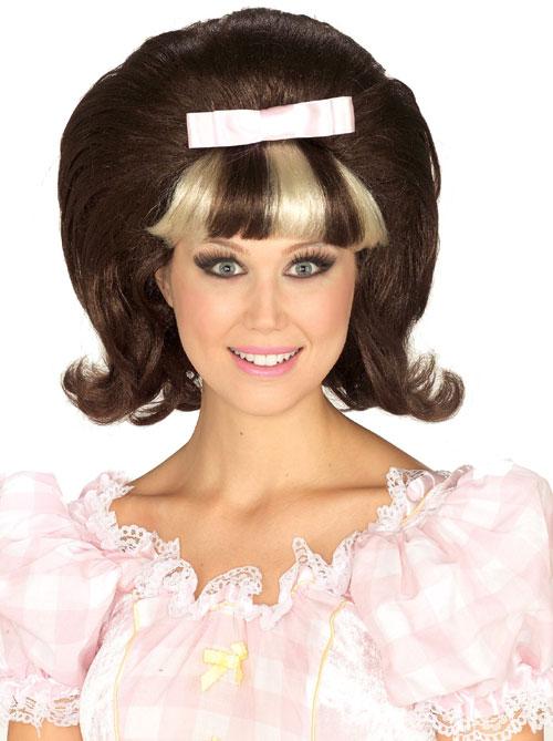 Forum Novelties Inc 31149 60 s Princess Brown-Blonde Combo Wig