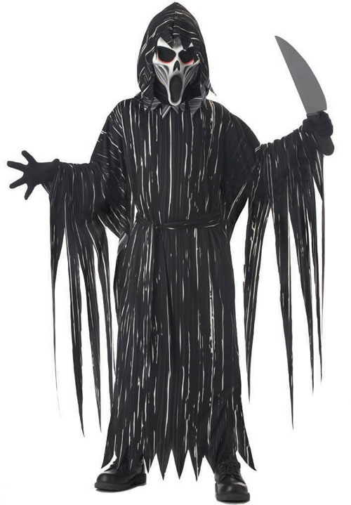 California Costume Collection 31572 Howling Horror Child Costume Size X-Large