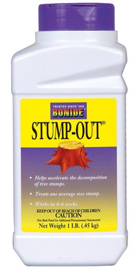 Bonide Stump-out 1 No. Model 272 Pack of 12 wets573
