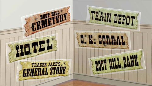 Great Ideas For Western Party Decorations