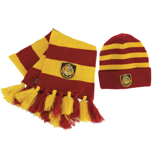 Elope 20029 Harry Potter Hogwarts Hat & Scarf Size One-Size