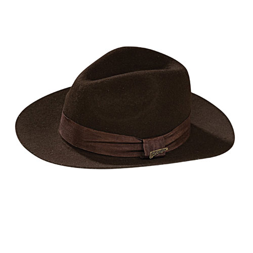 Rubies Costume Co 33149 Indiana Jones Deluxe Hat Child Size One-Size