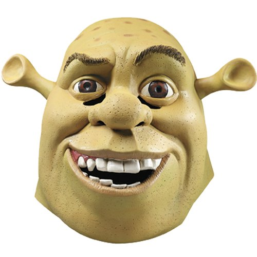 Rubies Costume Co 17712 Shrek Deluxe Mask BUYS7355