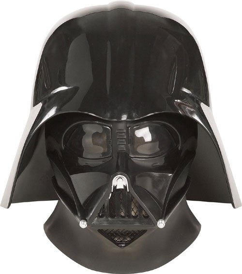 Rubies Costume Co 19112 Star Wars Super Deluxe Darth Vader Mask