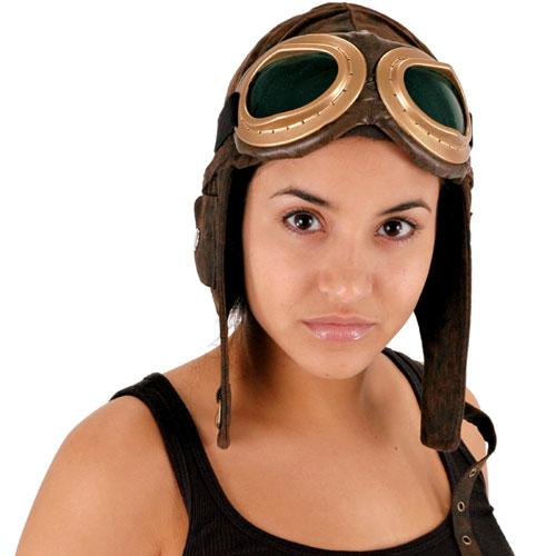 Elope 141396 Aviator Hat - Brown