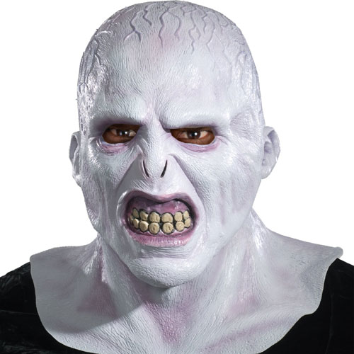 Rubies Costume Co 31320 Harry Potter Voldemort Deluxe Mask
