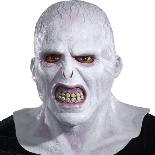 Rubies Costume Co 31320 Harry Potter Voldemort Deluxe Mask